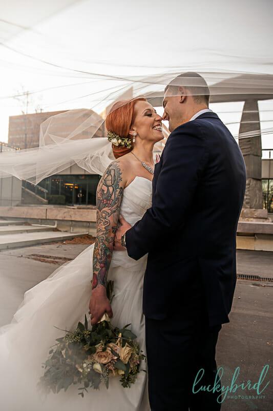 renaissance toledo wedding photos