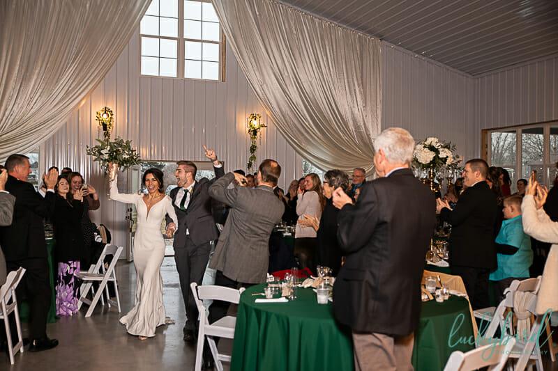 shady brook acres wedding receeption