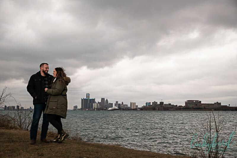 detroit engagement photographers