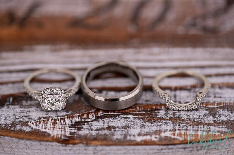 wedding rings at findlay ohio wedding