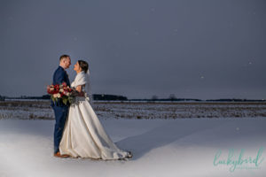 The Barn at Walnut Creek Wedding