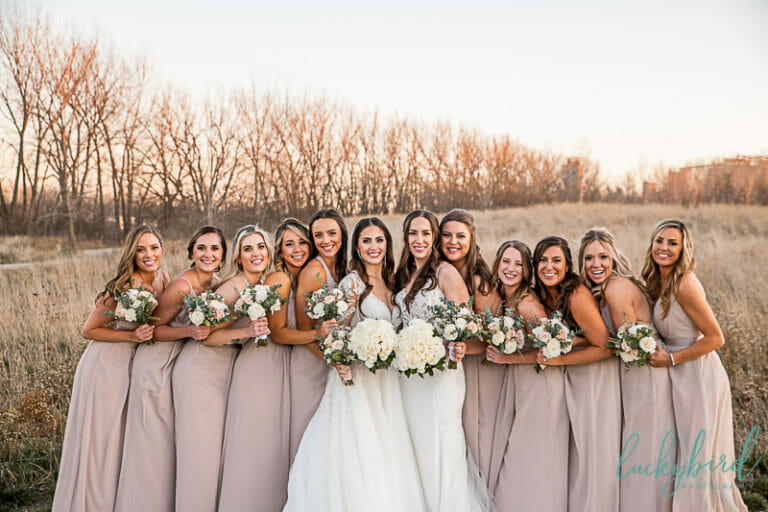 same sex wedding photos at renaissance toledo