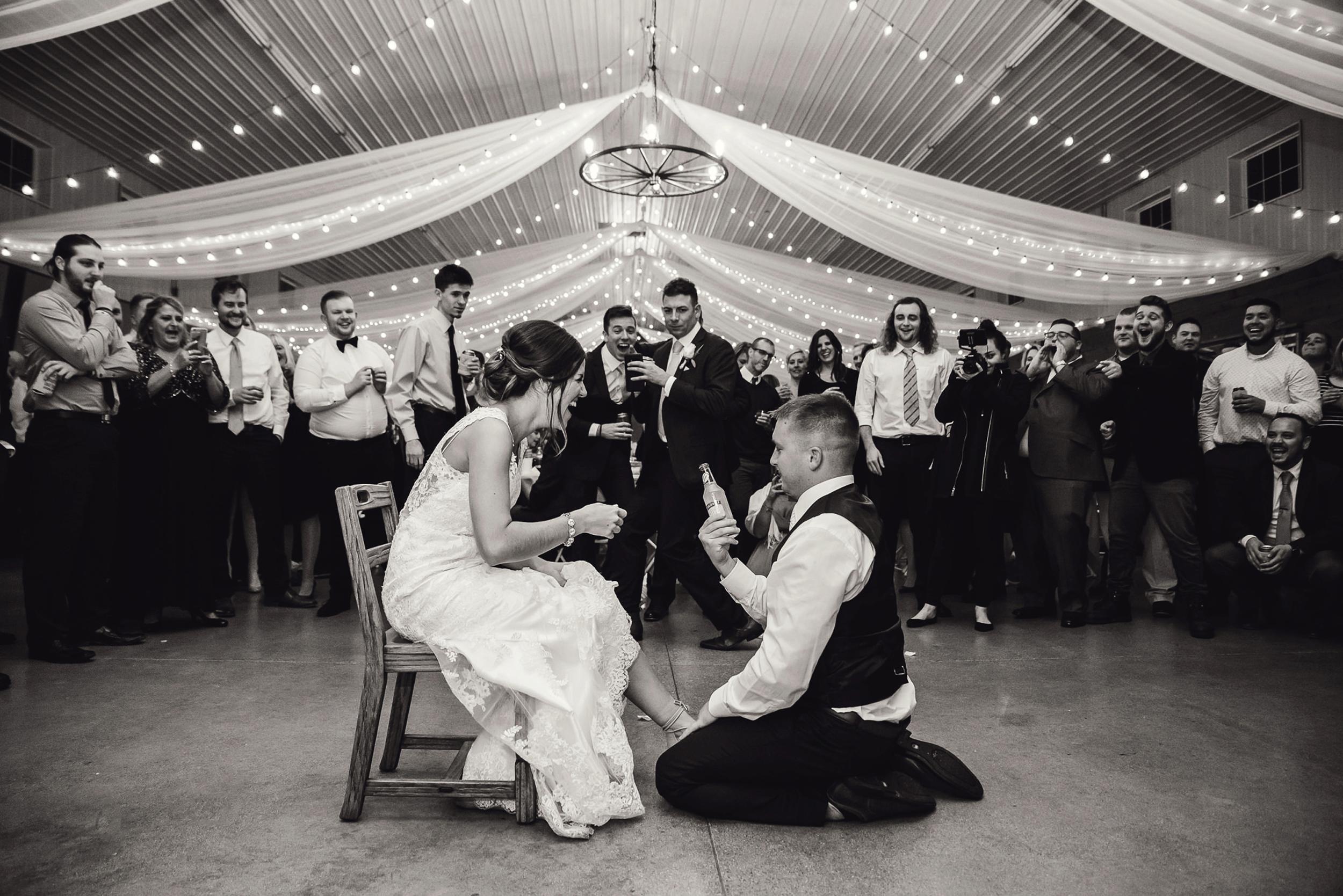 the stables toledo wedding venue