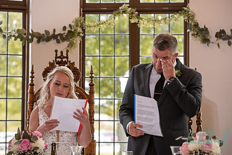 cadet west wedding photos