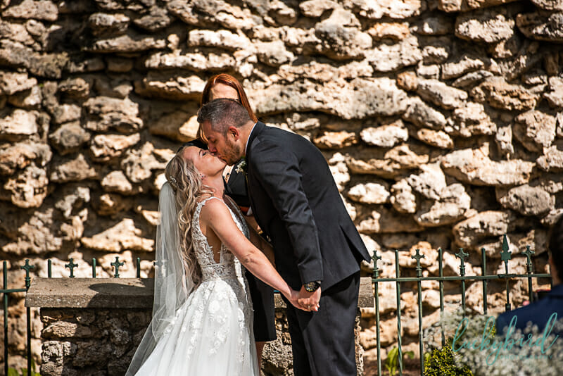 first kiss at nazareth hall grotto
