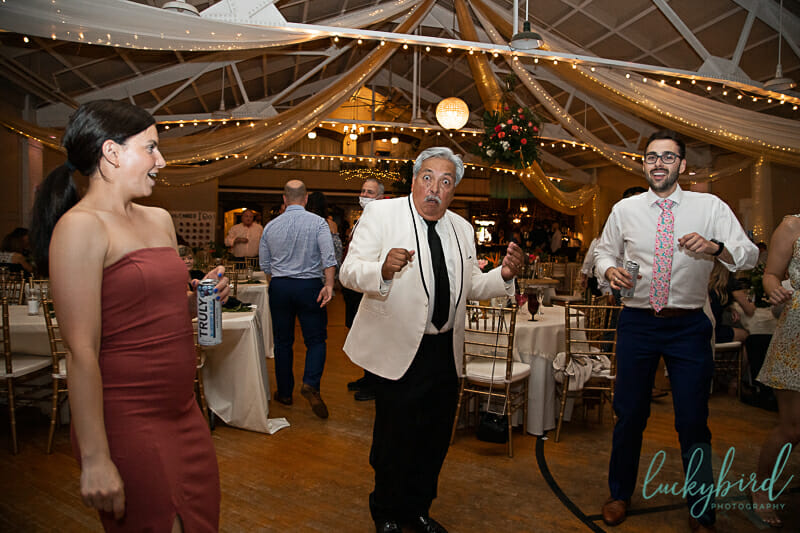 grooms dad on the dance floor grand rapids ohio