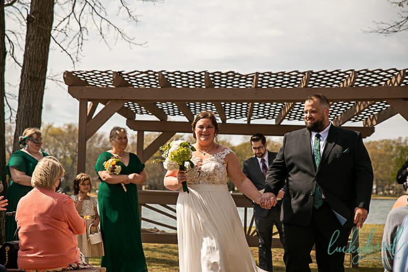 just married olander park