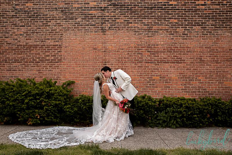 maumee ohio wedding photo