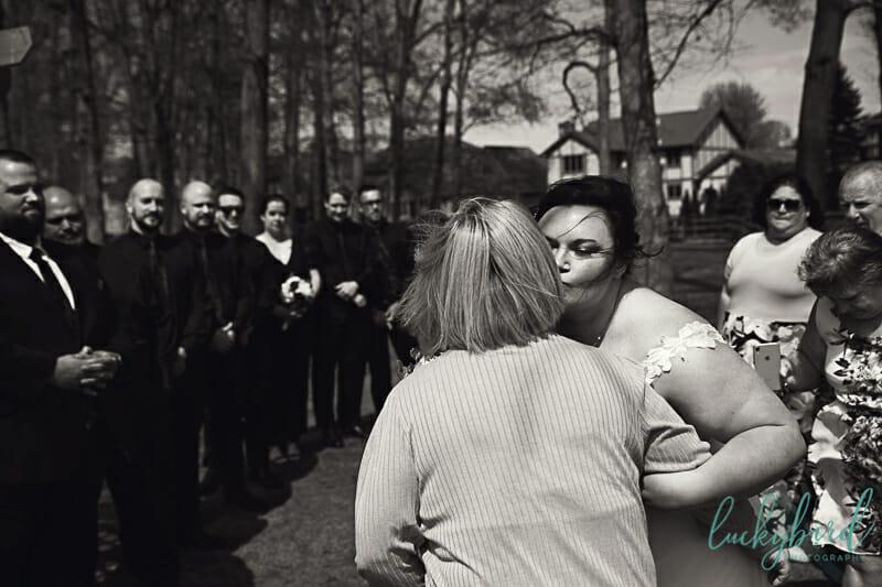 mom and bride olander park