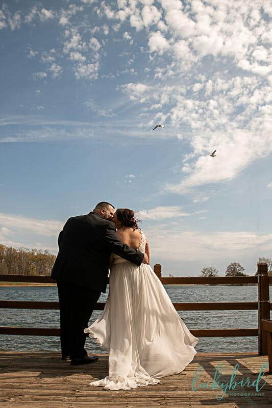 olander park wedding photos
