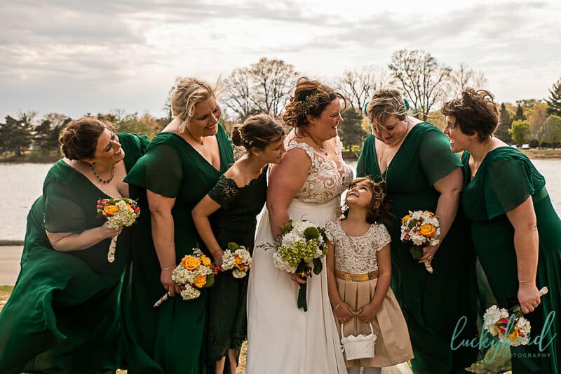 sylvania ohio wedding photos
