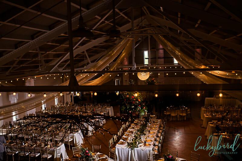 the armory wedding reception photo