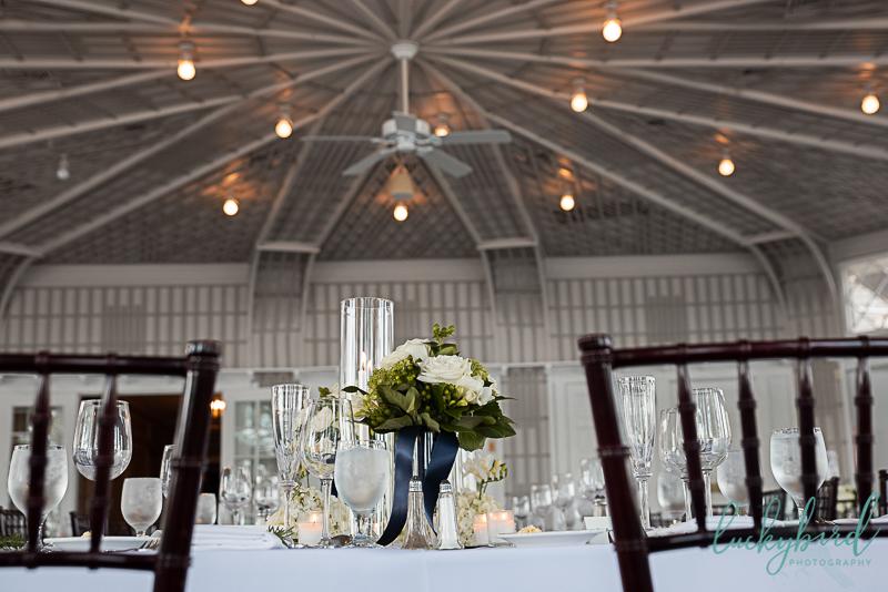 toledo country club wedding reception