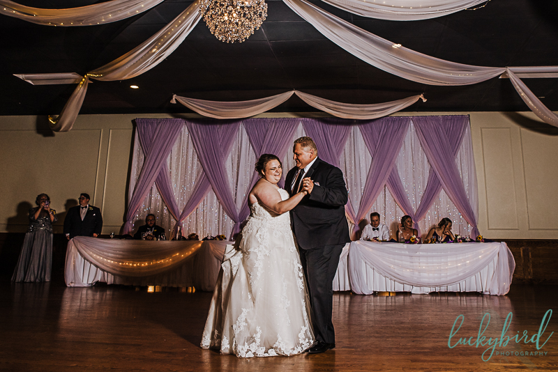 father daughter dance at holland gardens