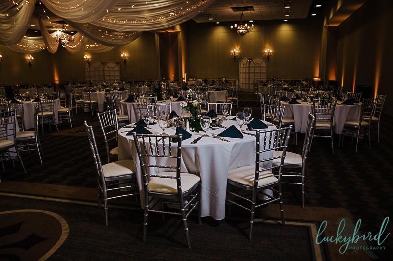 hilton garden inn perrysburg wedding reception