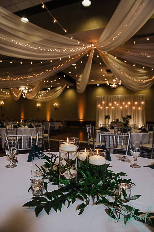 perrysburg wedding reception photo