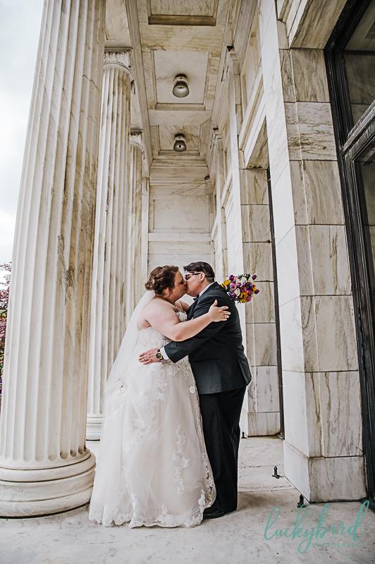 toledo same sex wedding photos