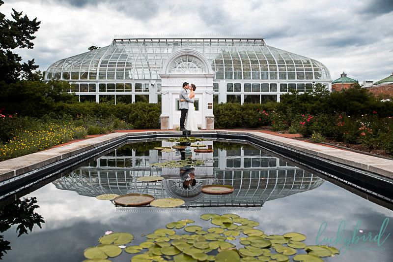 toledo zoo conservatory wedding