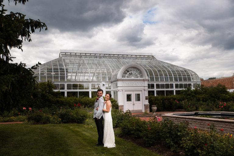toledo zoo wedding