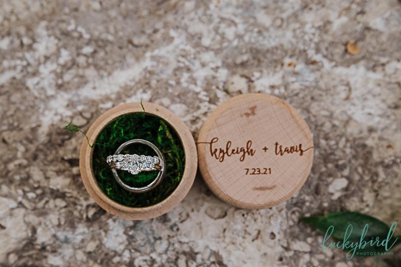 wedding rings at gideon owen winery weddingwedding rings at gideon owen winery wedding