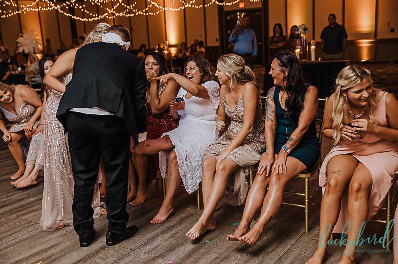 fun reception ideas for wedding