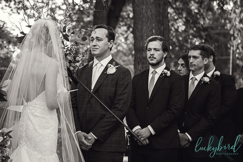 groom-crying-during-toledo-country-club-wedding