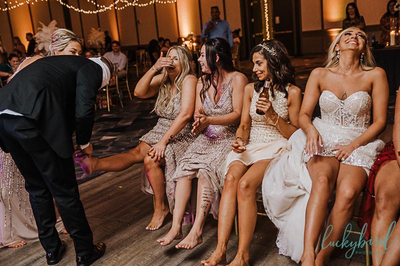 toledo wedding reception photos