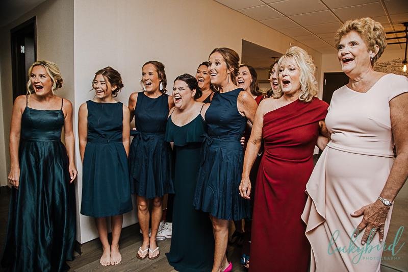 bridesmaids-reveal-at-renaissance-toledo-wedding