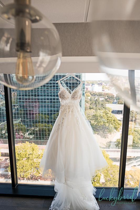 wedding-dress-hanging-at-renaissance-toledo