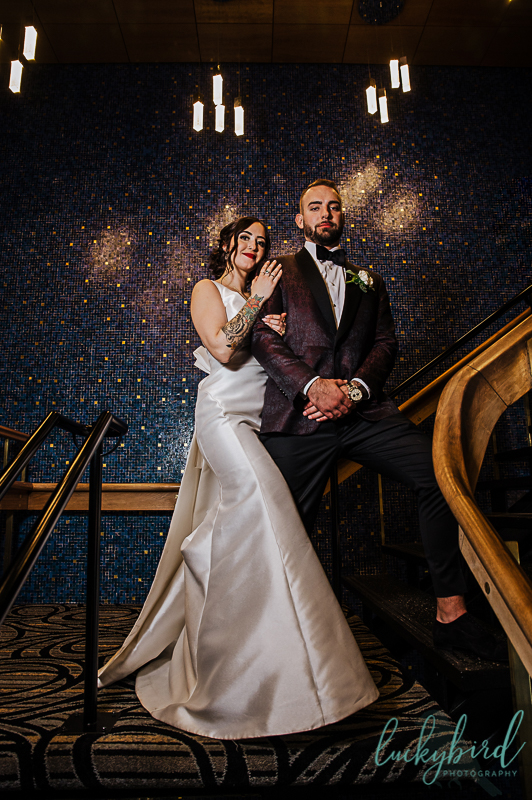stair-photo-at-roostertail-detroit-wedding