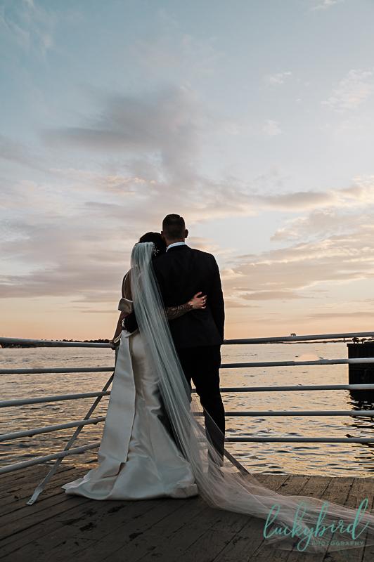sunset-wedding-photos-at-detroit-wedding
